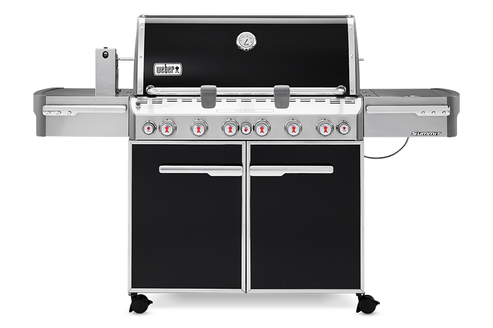 Weber | BBQ Summit E-670 GBS | Black
