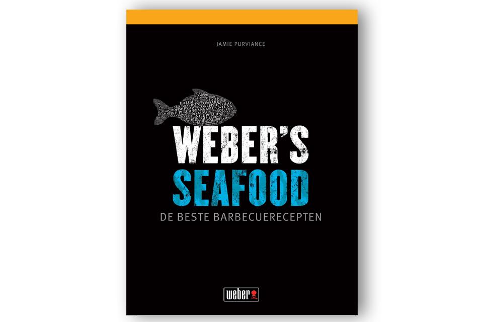 Weber | Kookboek | Weber's Seafood (NL)