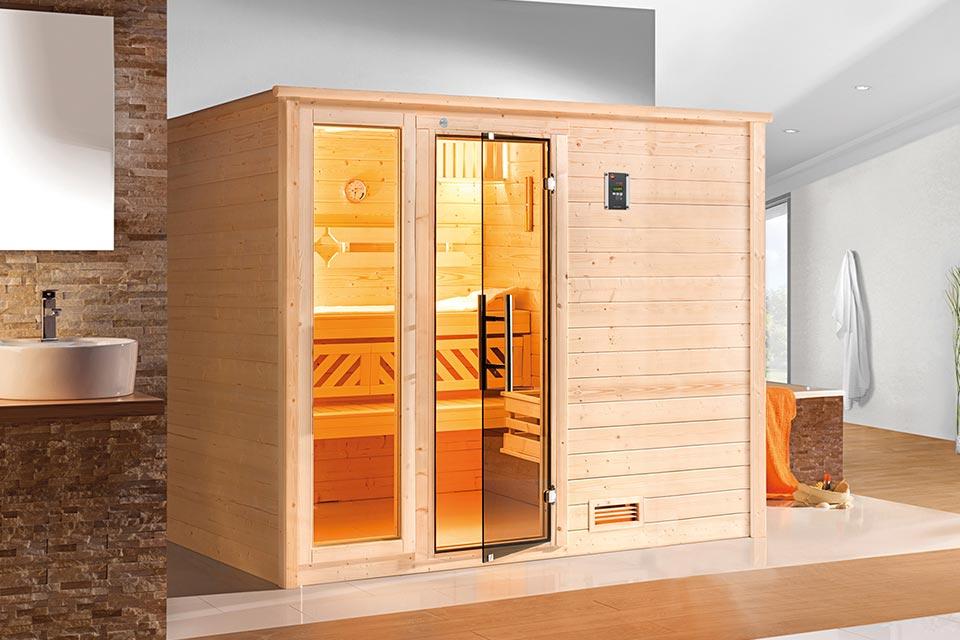 Weka | Sauna Bergen 3 GTF