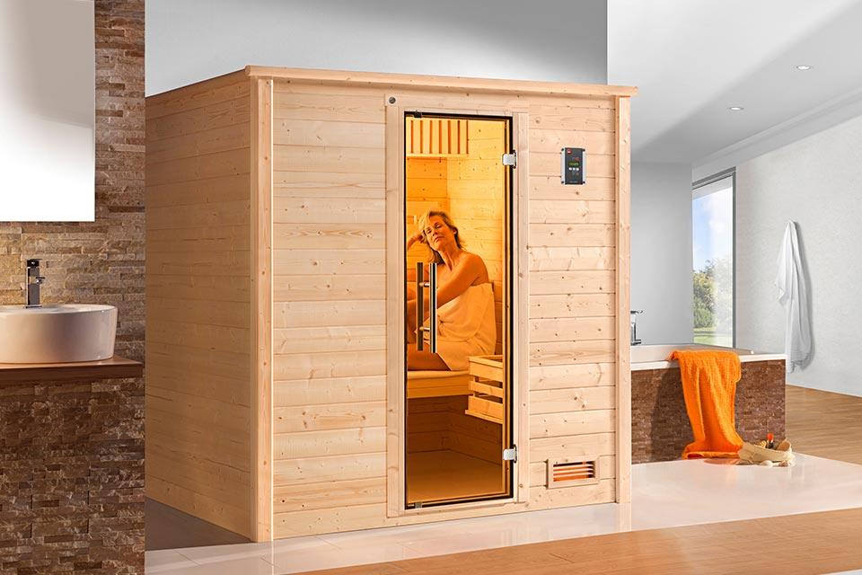 Weka | Sauna Bergen 1.8 GT