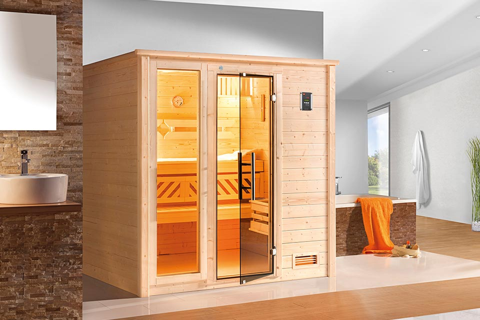 Weka | Sauna Bergen 1.8 GTF
