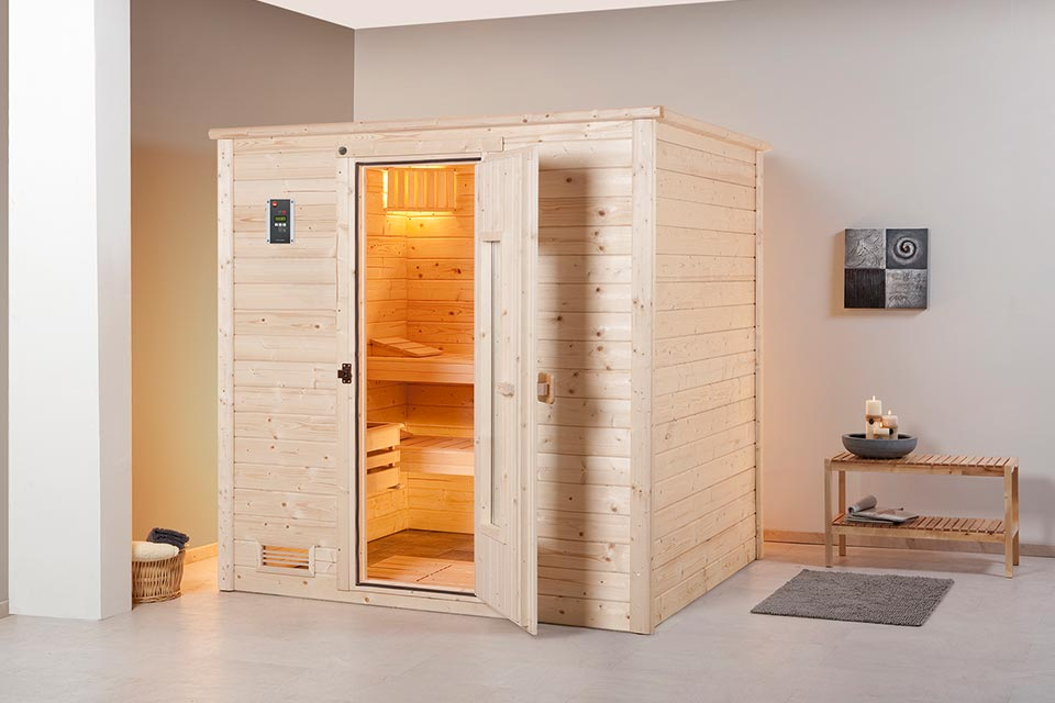 Weka | Sauna Bergen 1.8 HT