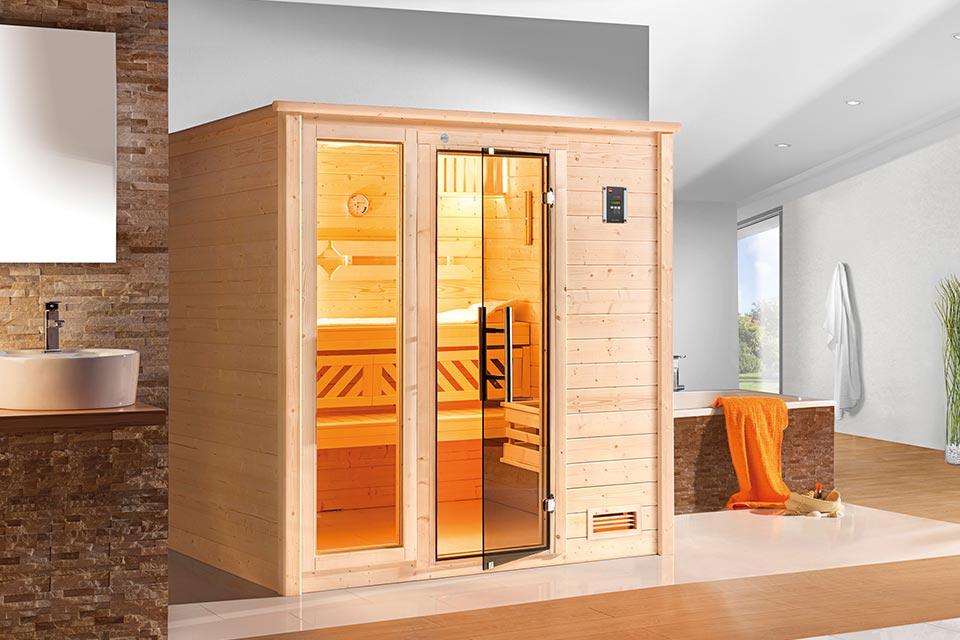 Weka | Sauna Bergen 1 GTF