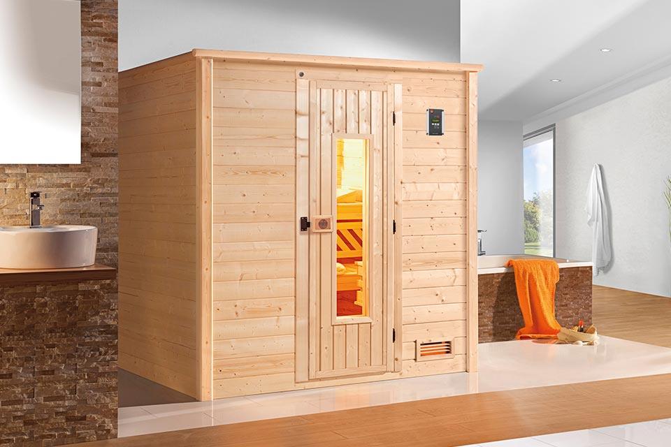 Weka | Sauna Bergen 1 HT