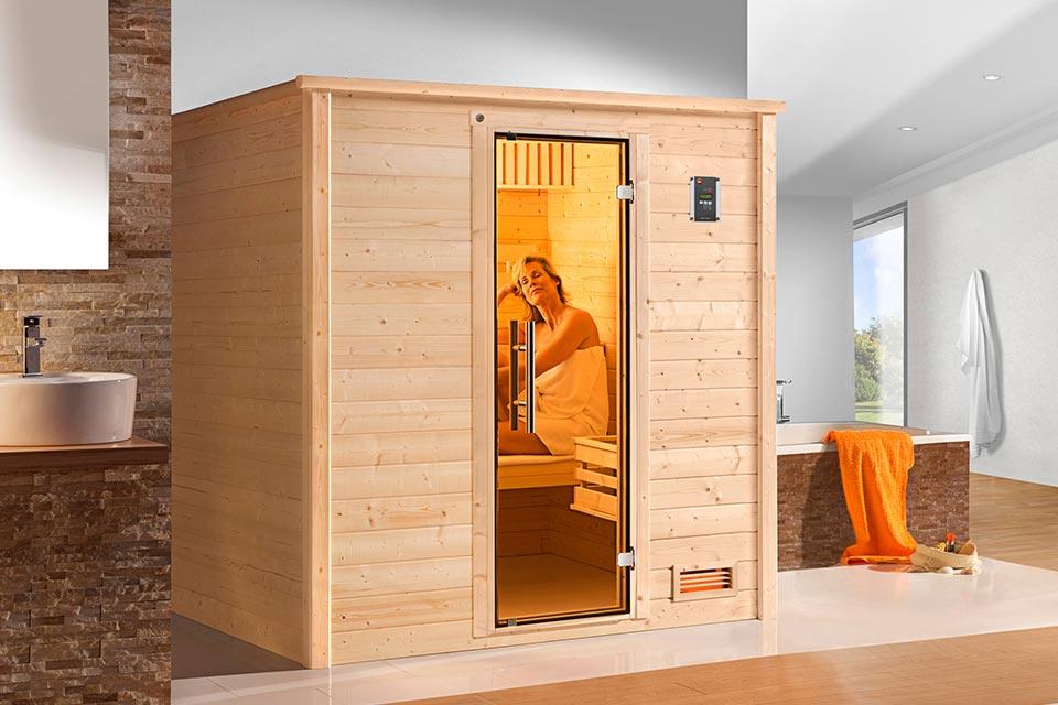 Weka | Sauna Bergen 2 GT