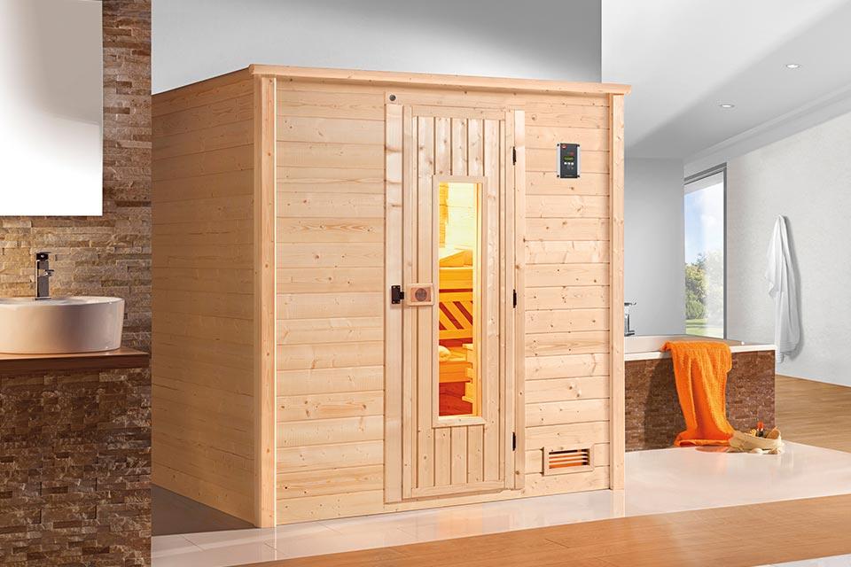 Weka | Sauna Bergen 2 HT