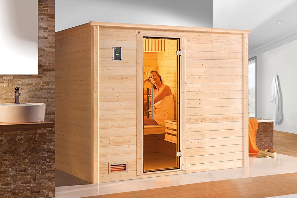 Weka | Sauna Bergen 3 GT