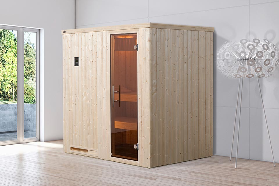 Weka | Sauna Halmstad 1 GT