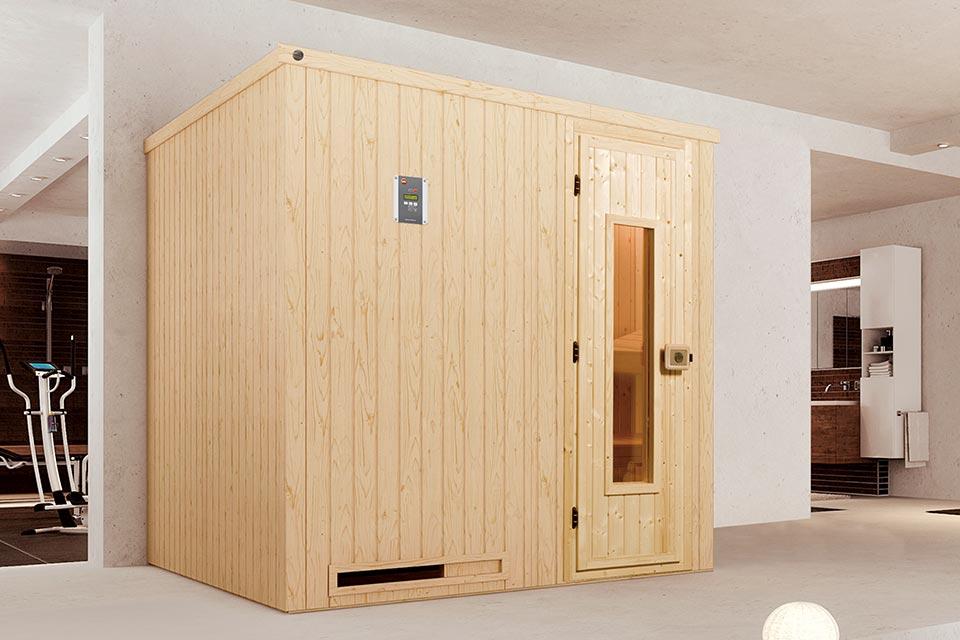 Weka | Sauna Halmstad 1 HT
