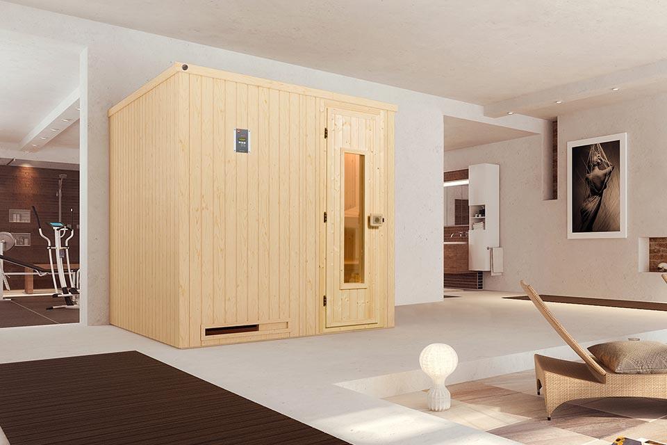 Weka | Sauna Halmstad 2 HT