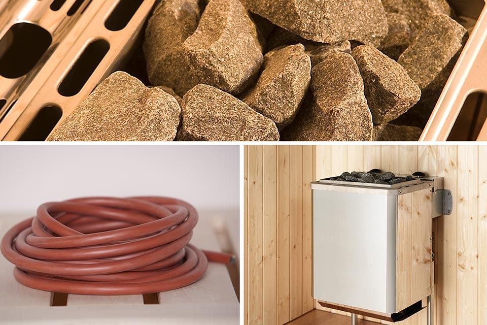 Weka | Saunakachelset 10 - 5,4 kW Compact