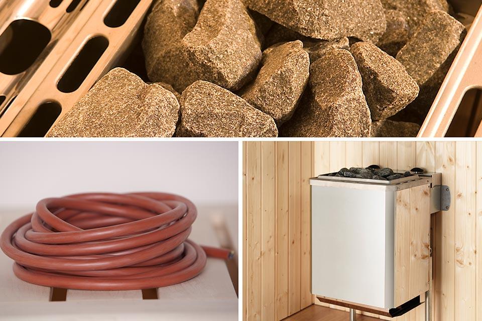 Weka | Saunakachelset 11 - 9,0 kW Compact