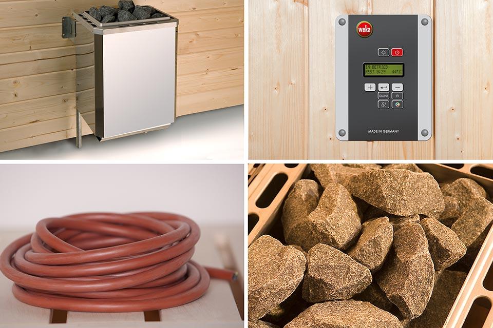 Weka | Bio-Kachelset 8 - 9,0 kW