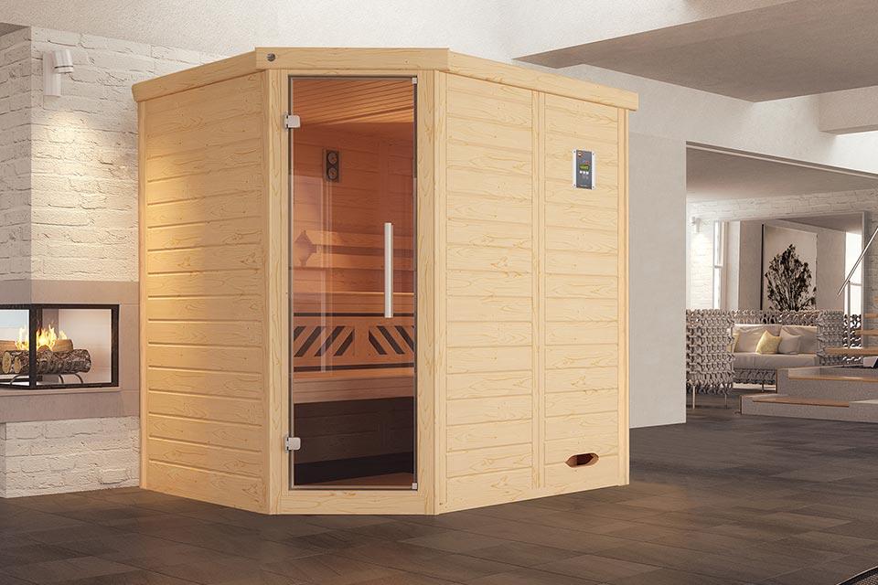 Weka | Sauna Kemi GT Hoek