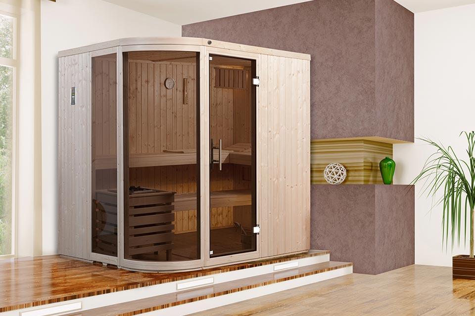 Weka | Sauna Sara 1 | 7,5 kW Saunakachel