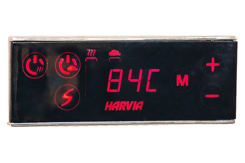 Harvia   Bedieningspaneel Xafir Combi CS110C - 10,5 kW