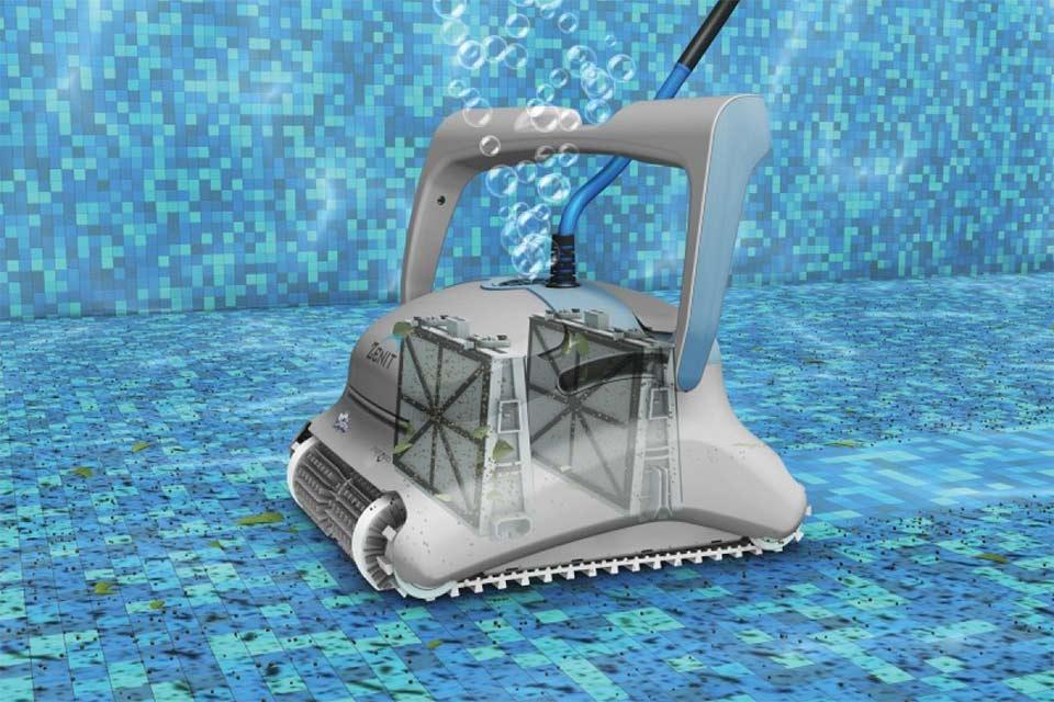 Maytronics | Robot stofzuiger Zenit 30 Liberty Dolphin