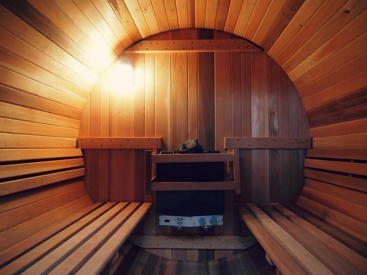 Finse sauna; meer dan alleen zweten