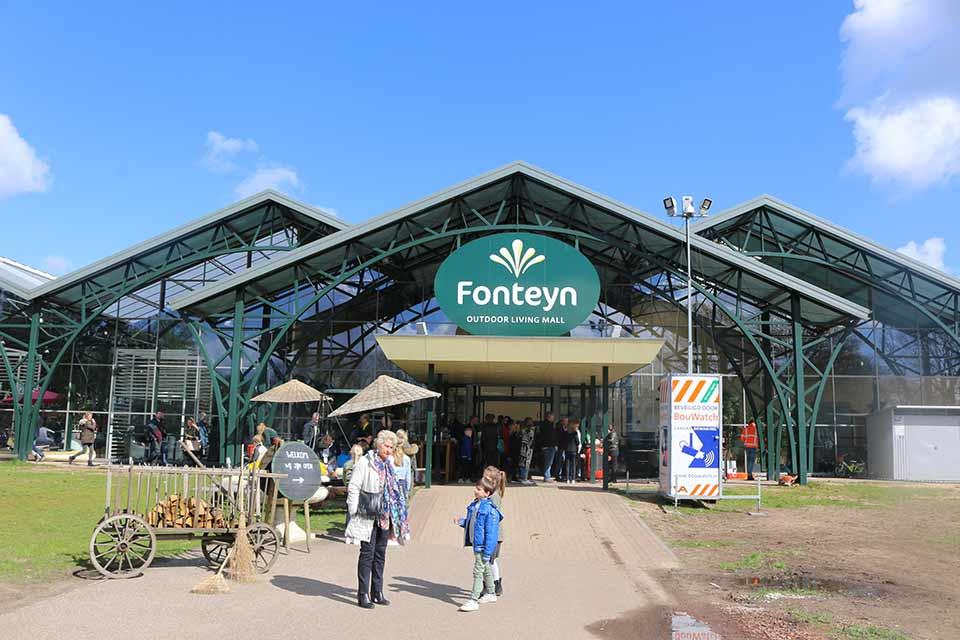 Feestelijke opening Fonteyn Outdoor Living Mall
