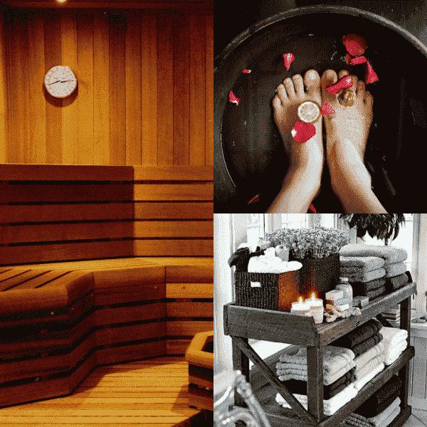 Optimaal sauna gebruik