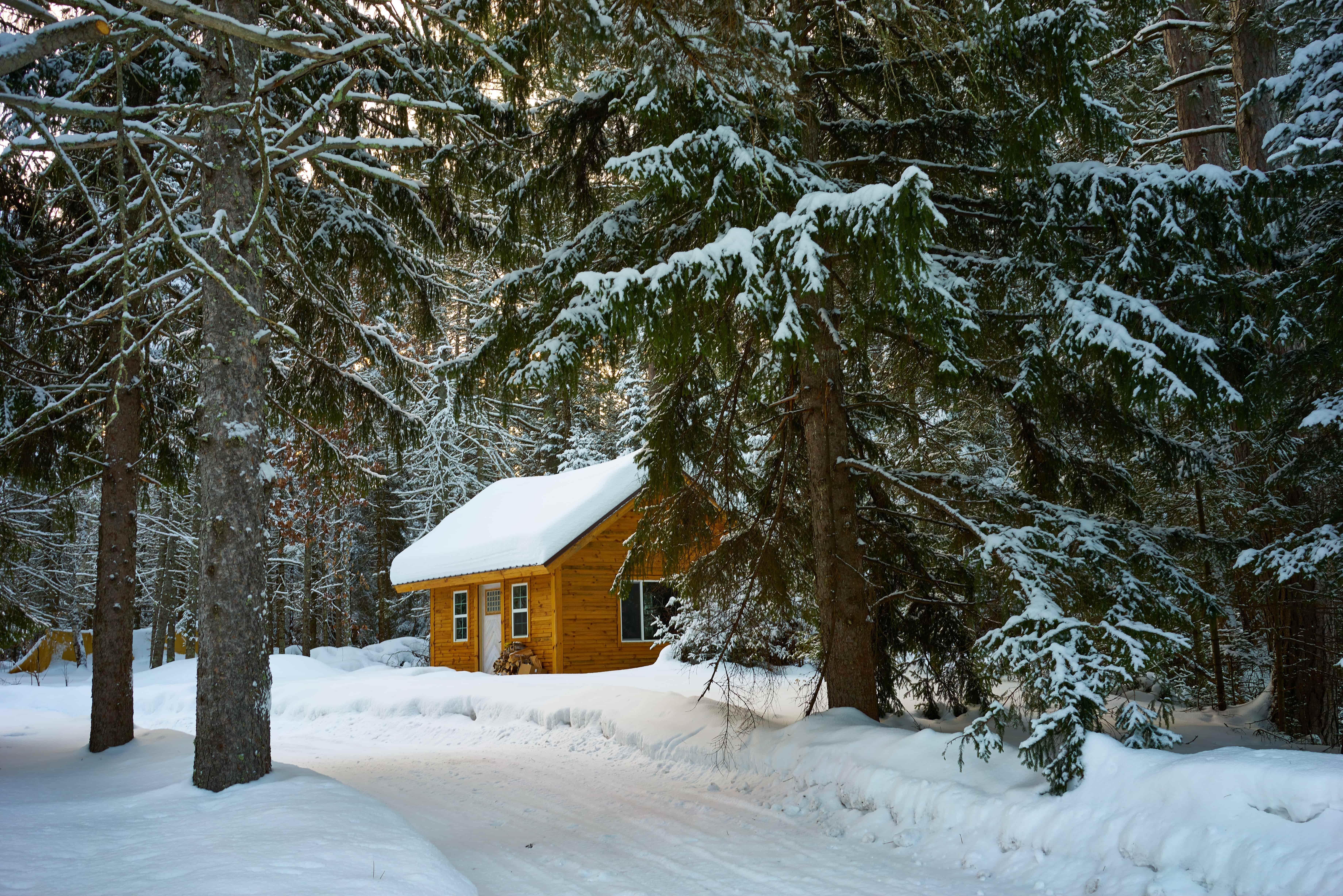 Het sneeuwt! Wij geven 3 tips om je tuinhuis te verwarmen