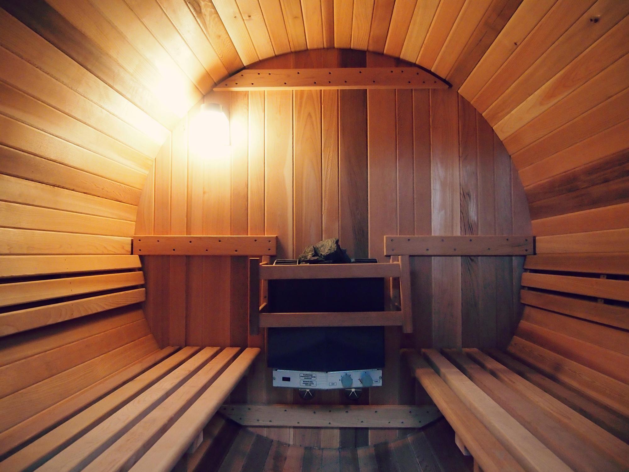 4 redenen waarom je vaker in de sauna zou moeten zitten