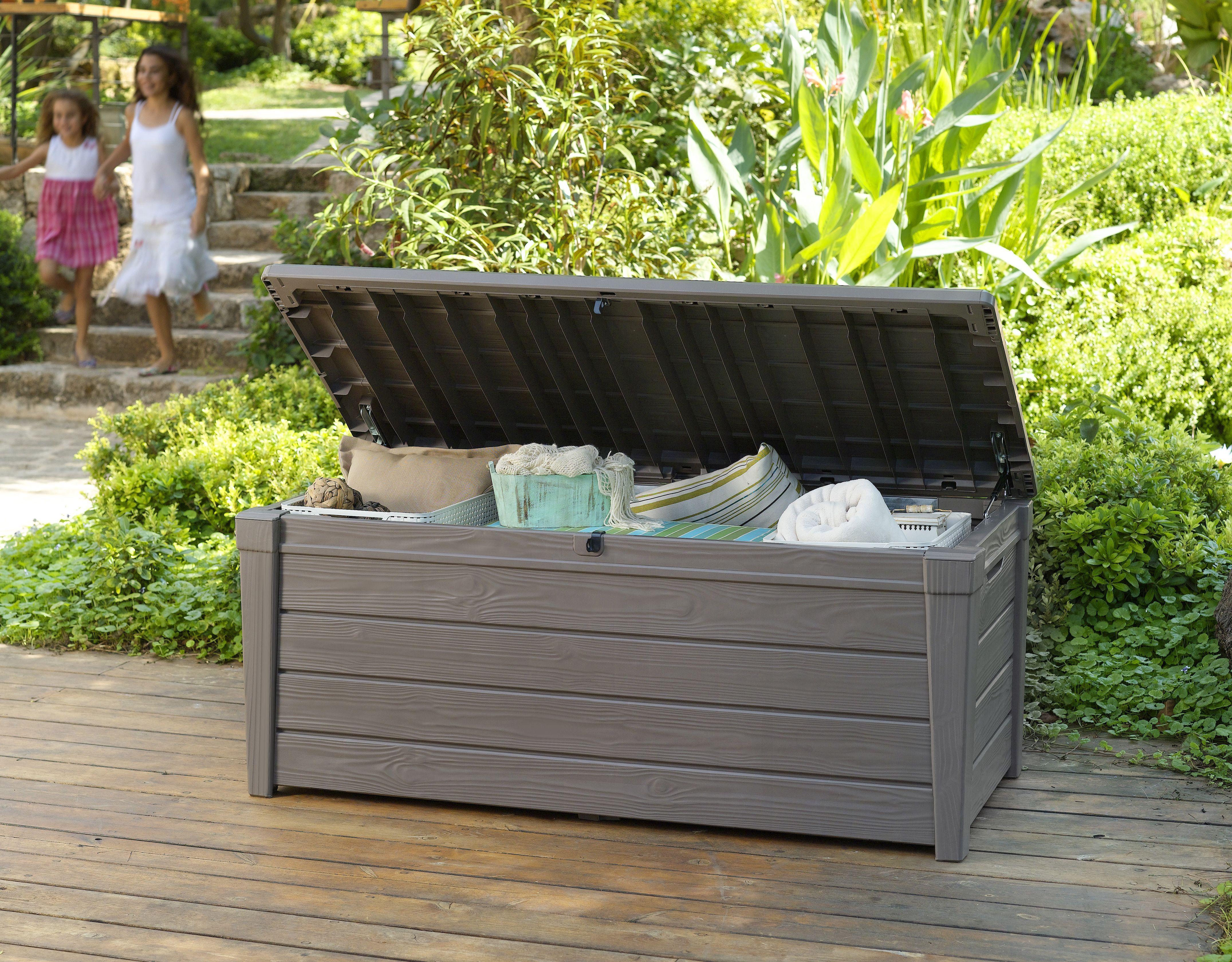 Bescherm je tuinspullen met de juiste hoezen en opbergboxen