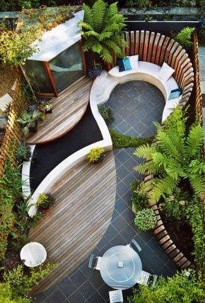 Kleine veranderingen in de tuin met groot effect