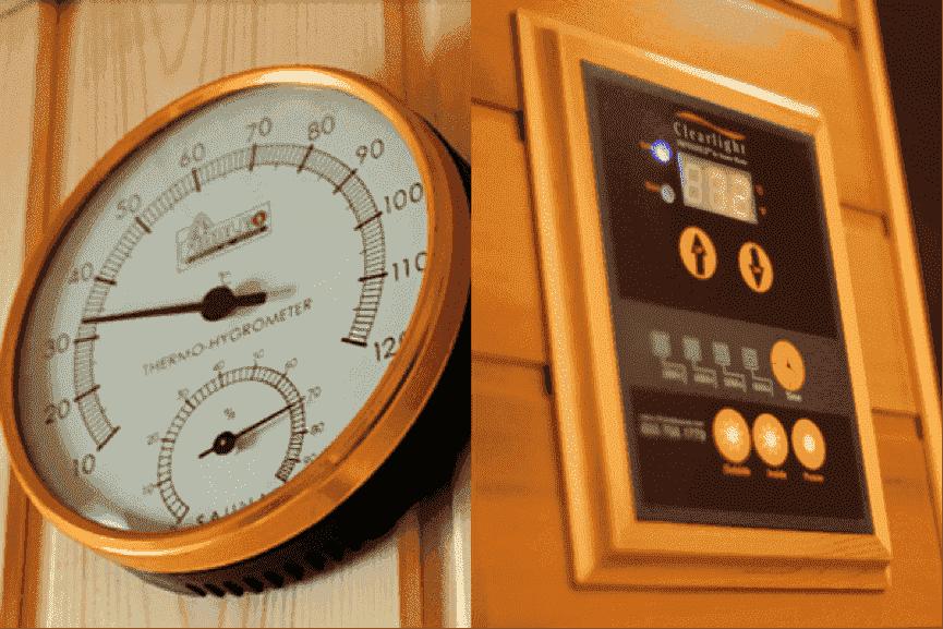 De traditionele vs. de infrarood sauna