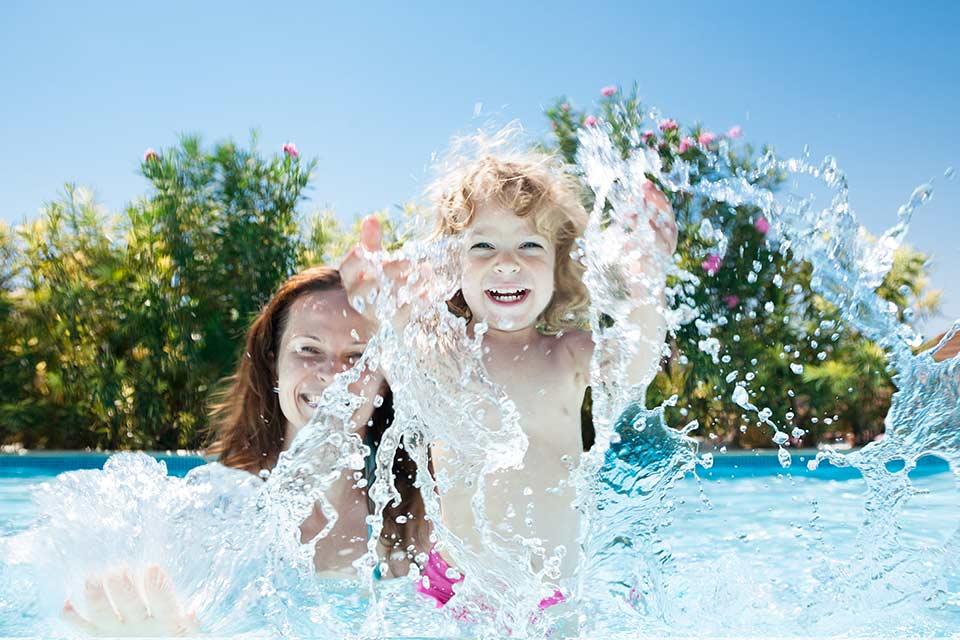 Een zomer lang plezier met opblaasbaar zwembad