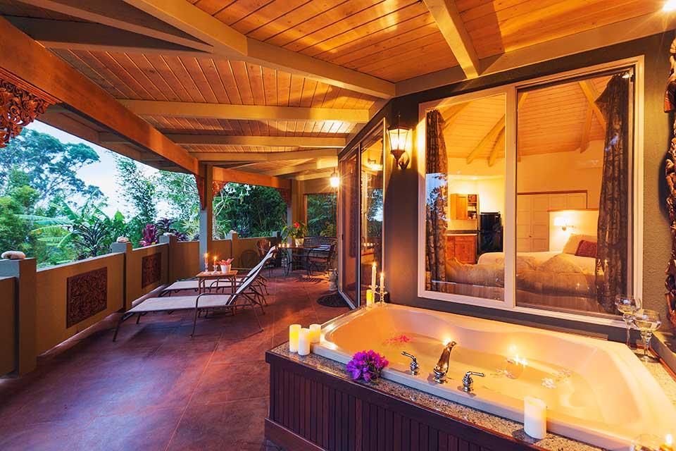 Veranda badkamer