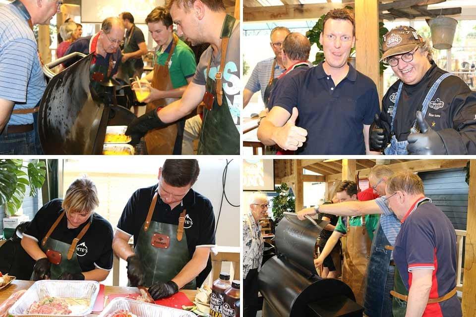 Barbecue Workshops Fonteyn