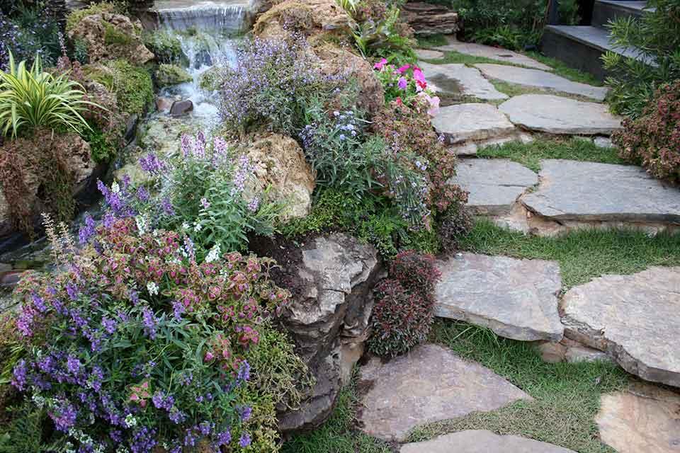 Top 10 kleine tuinen