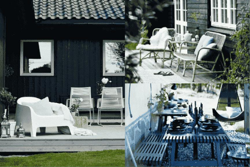 Scandinavische tuin