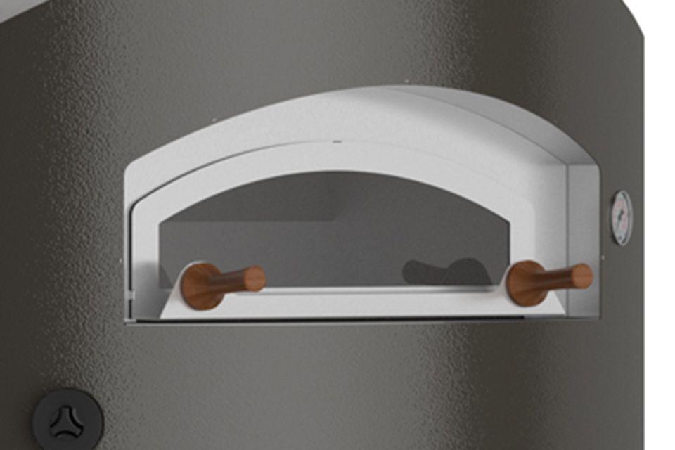 Alfa RVS deur