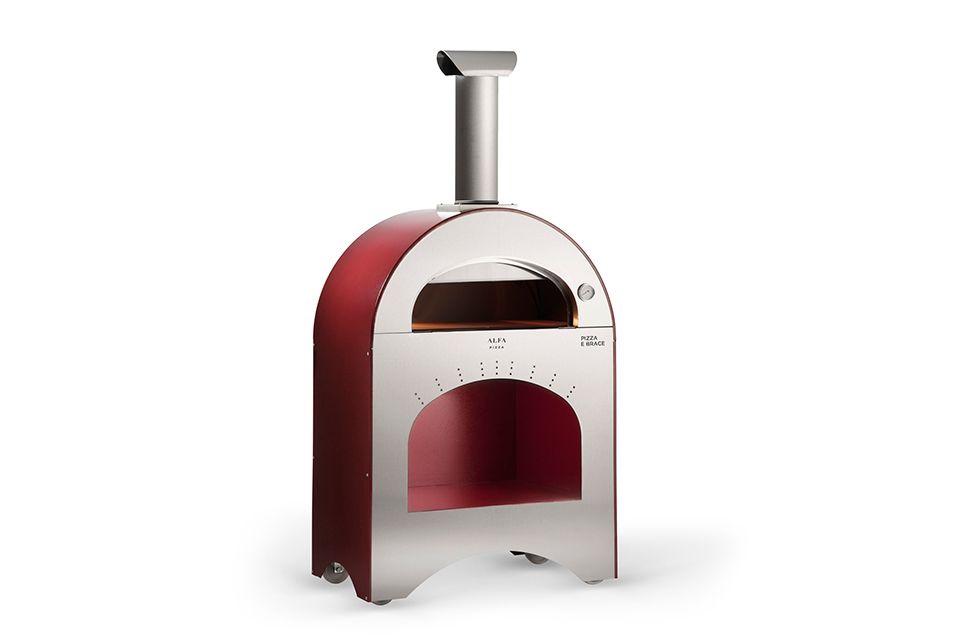 Pizza oven Alfa Forno Pizza en Brace