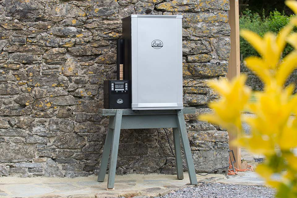 Bradley Smoker Rook-Oven Fonteyn