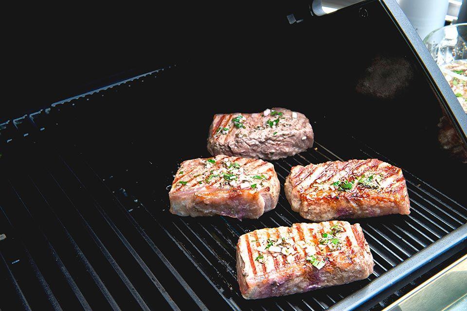 Argentijns grillrooster