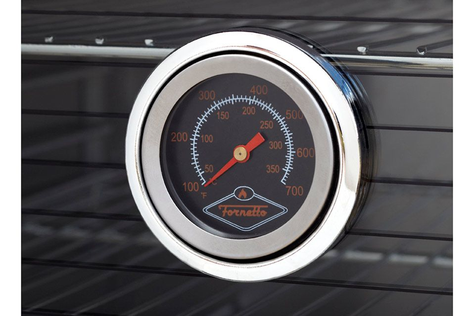 Geïntegreerde thermometer