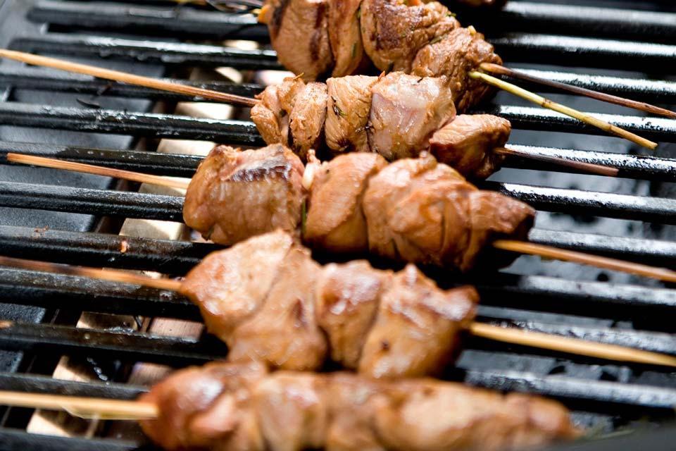 Grandhall Barbecue Fonteyn