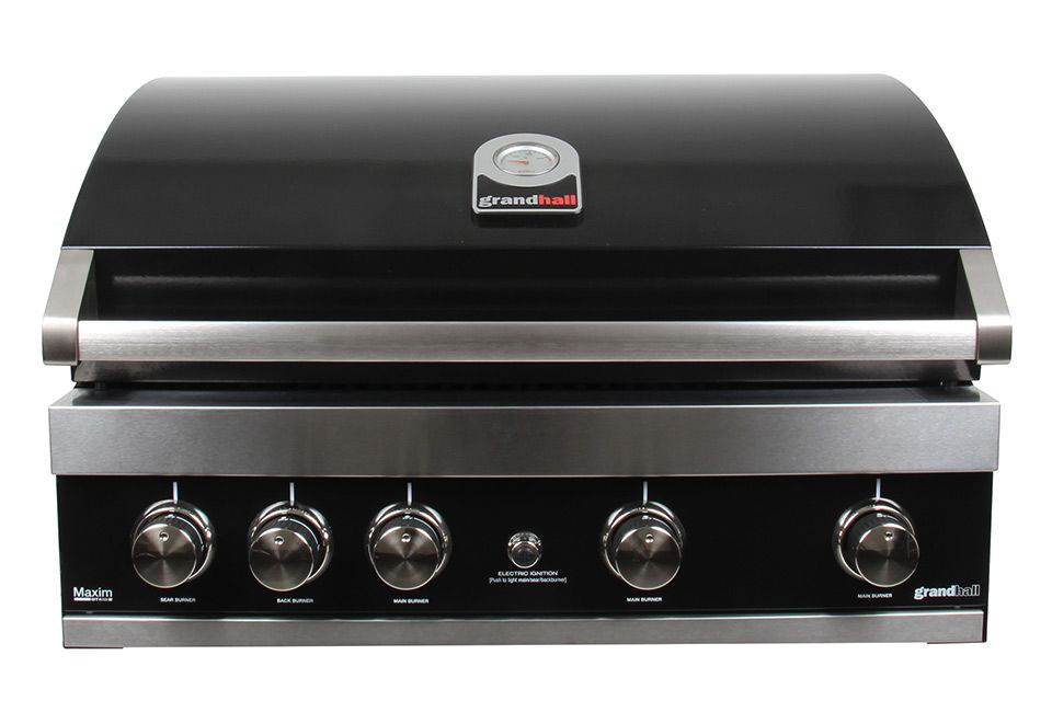 Barbecue Grandhall Maxim GT 4 Built-in