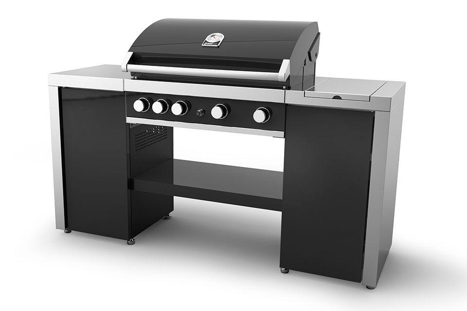 Barbecue Grandhall Maxim GT Island set