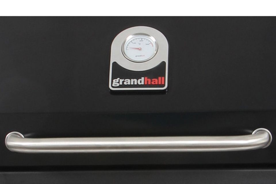 Geïntegreerde thermometer Barbecue Grandhall