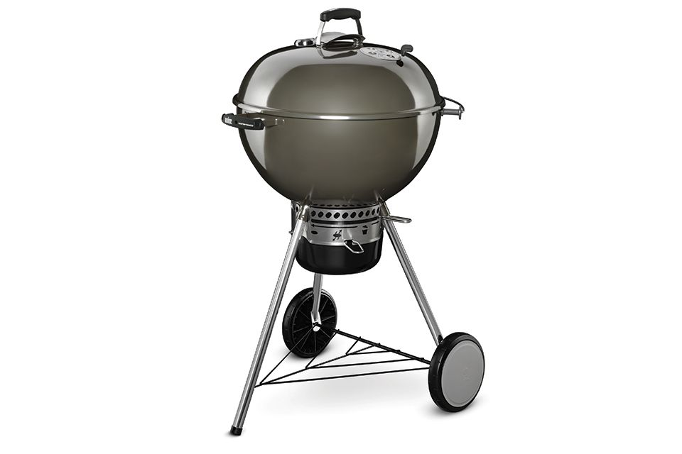 Barbecue Weber Master Touch GBS Smoke Grey