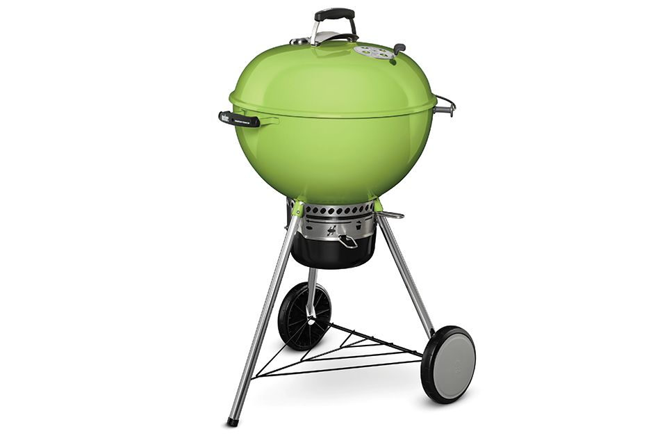 Barbecue Weber Master Touch GBS Spring Green