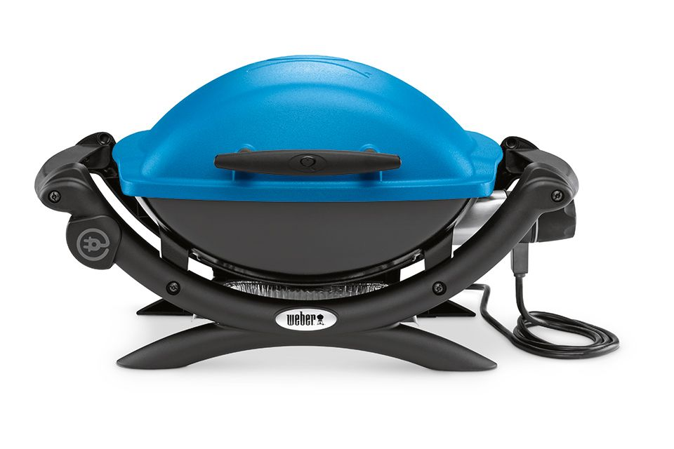 Barbecue Weber Q1400 Blue