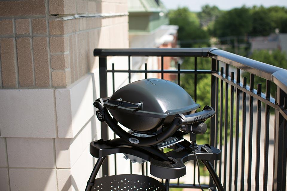 Weber Barbecue Fonteyn