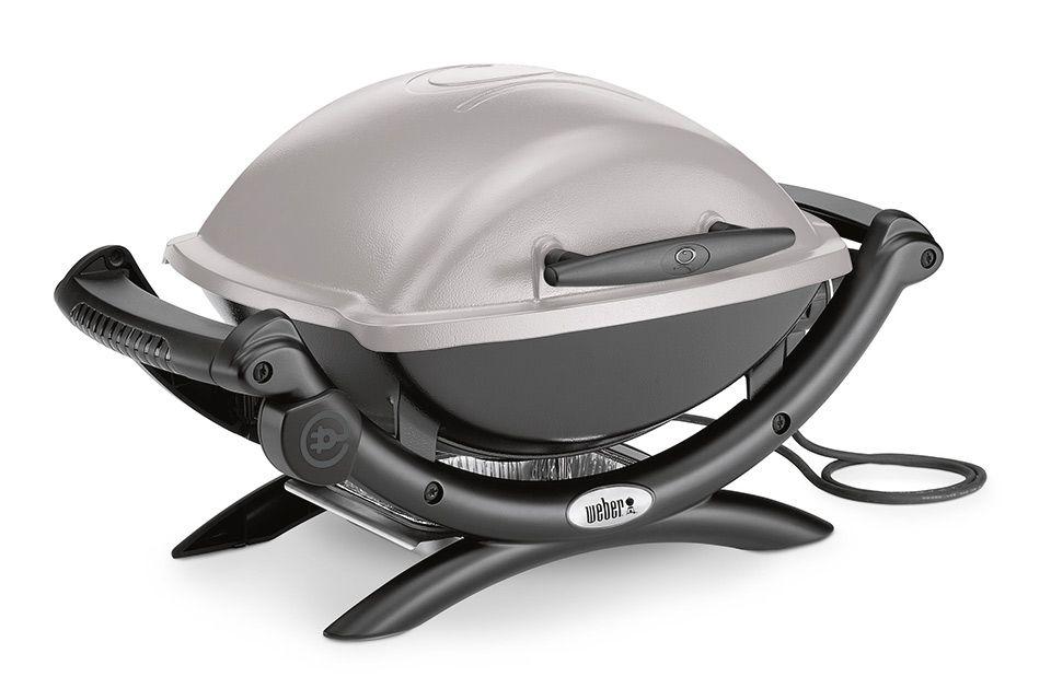 Barbecue Weber Q1400 Modern Grey
