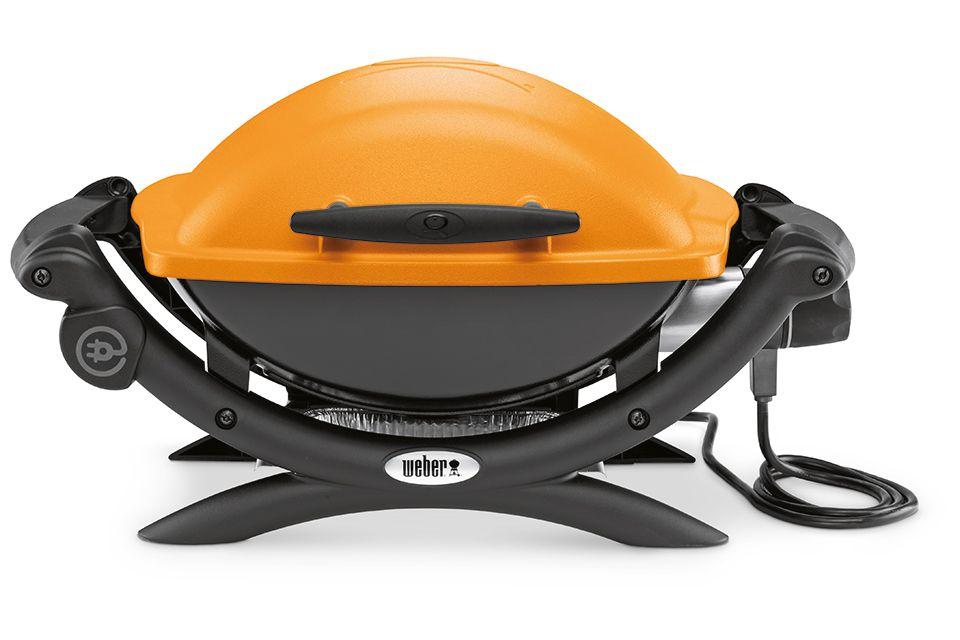 Barbecue Weber Q1400 Orange