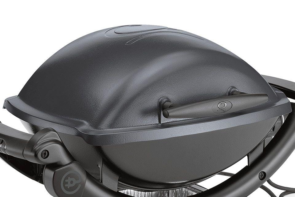 barbecue weber q2400 station dark grey. Black Bedroom Furniture Sets. Home Design Ideas